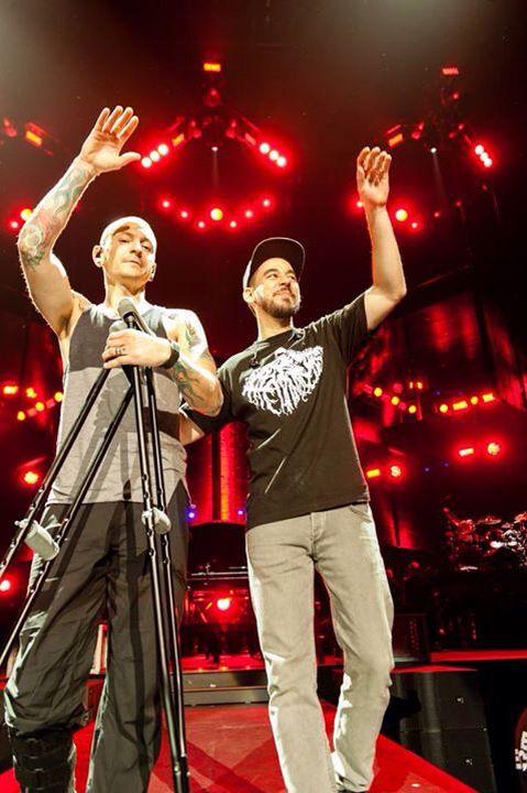 Mike Shinoda & Chester Bennington