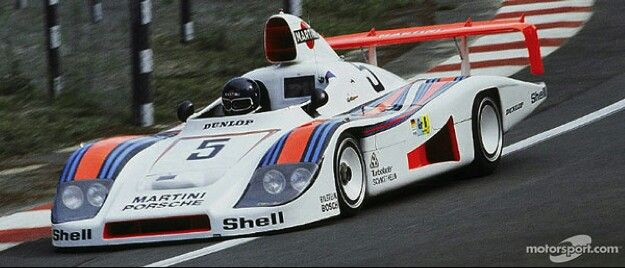 Jacky Ickx at Le Mans