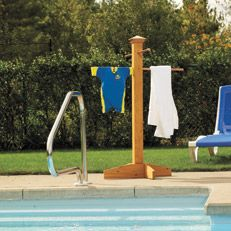 21 best Beach towel racks images on Pinterest For the home Pool