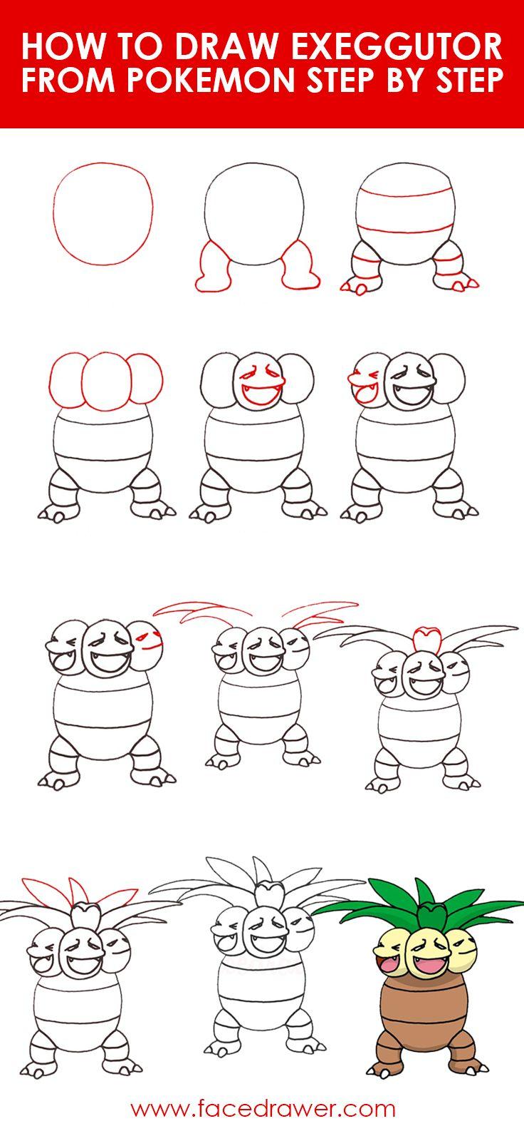 how to draw pokemon step by step easy pikachu