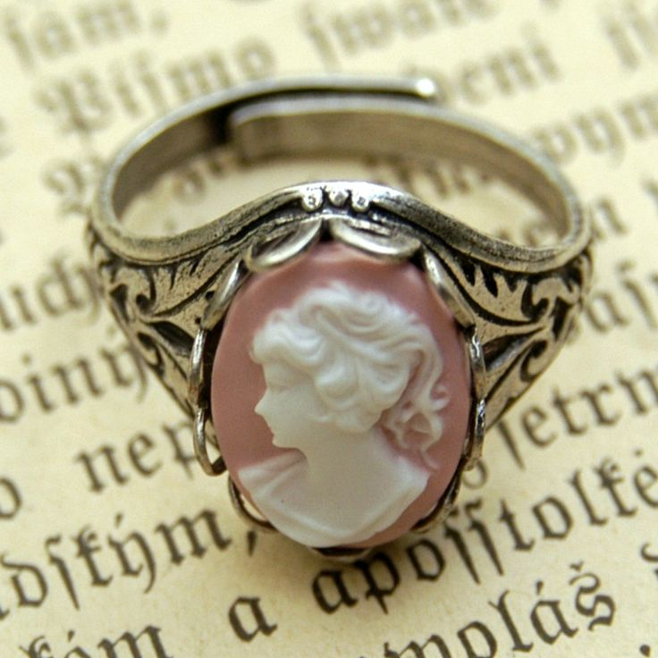 I remember looking at cameo jewelry online in fifth grade. I was destined to own as much as I do now. :)