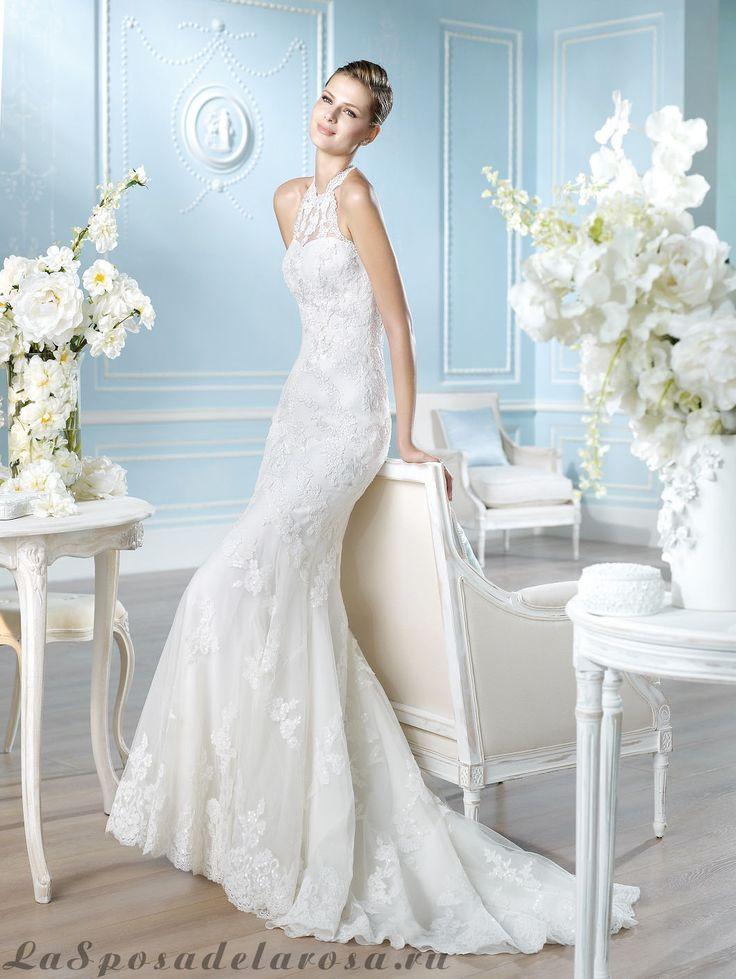 105 best Наши Свадебные платья! images on Pinterest   Wedding frocks ...