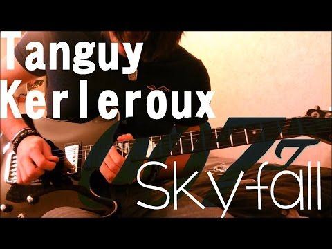 Skyfall - ADELE - (Guitar Cover) - Tronnixx in Stock - http://www.amazon.com/dp/B015MQEF2K - http://audio.tronnixx.com/uncategorized/skyfall-adele-guitar-cover/