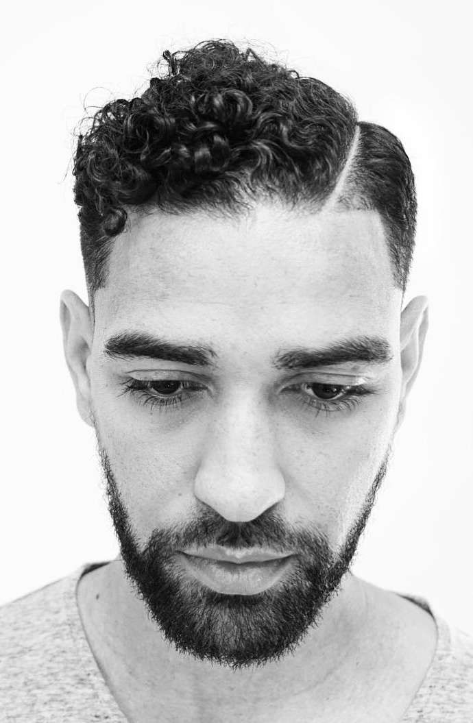 40 Modern Men S Hairstyles For Curly Hair That Will Change