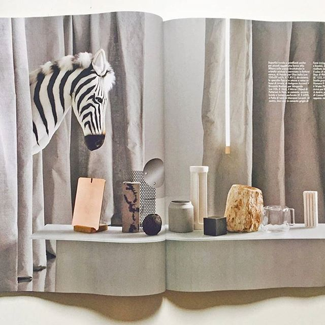 Thanks to @studiopepe_official for this amazing set design for @elledecoritalia, with the Water Pitcher Block. #design #setdesign #interior