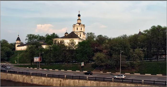 Спасо-Андроников монастырь. Обсуждение на LiveInternet - Российский Сервис Онлайн-Дневников