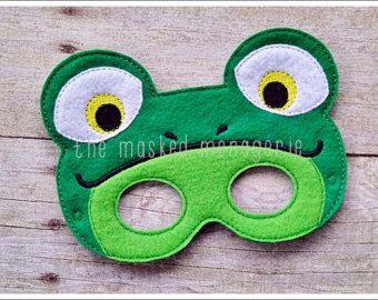 Máscara de mofeta máscaras de criaturas del por TheMaskedMenagerie