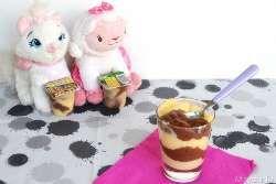 » Muu muu – budino vaniglia e cioccolato - Ricetta Muu muu – budino vaniglia e cioccolato di Misya