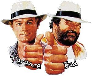 Bud Spencer and Terence Hill - Movies - Childhood Heroes!!!