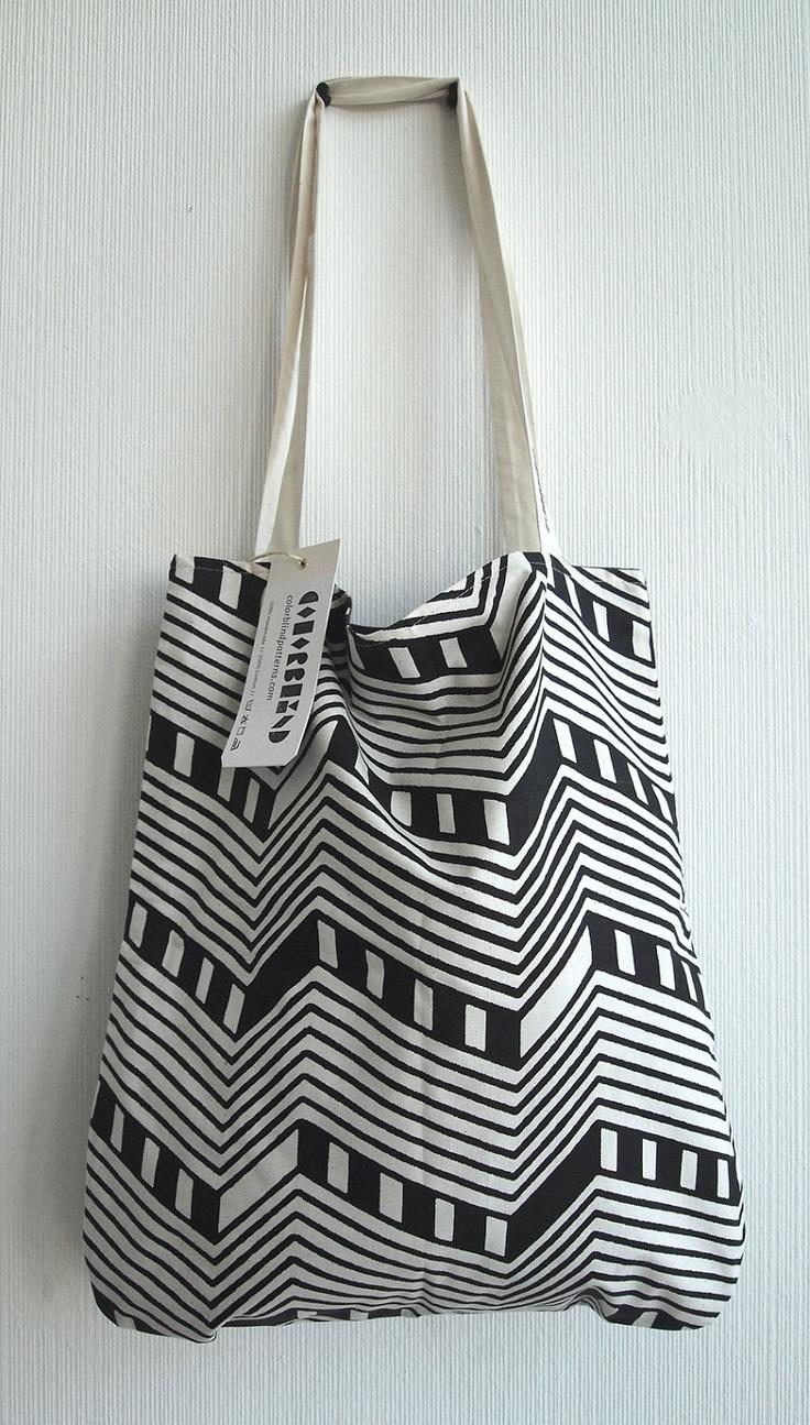patterned shopper: Chevron Patterns, Fashion Bags, Bags 05, Shops Bags, Bags Patterns, Totes Bags, Patterns Shopper, Patterns Bags, Bags Pouch