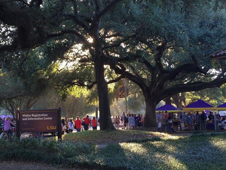 #LSU is one of our favorite places to tailgate.  The entire campus and state all come down to party!  #Geaux #Tigers! Thanks @tailgatingchallenge!  #SuperTailgate #tailgate #tailgating #win #letsgo #gameday #travel #adventure #stadium #party #sport #ESPN #jersey #sports #league #SportsNews #score #photooftheday #love #football #NCAAF #CollegeFootball
