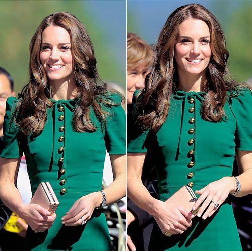 World of Windsor : katemiddletons:   The Duchess of Cambridge visits...