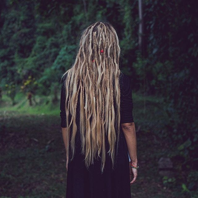 "166 Likes, 5 Comments - Kseniia (@ksuxa__muxa) on Instagram: ""Thank you my goddess dreadlockMama @alisa.belochkina  #dreads #dreadhead #dreadfamily #dreadlocks…"""
