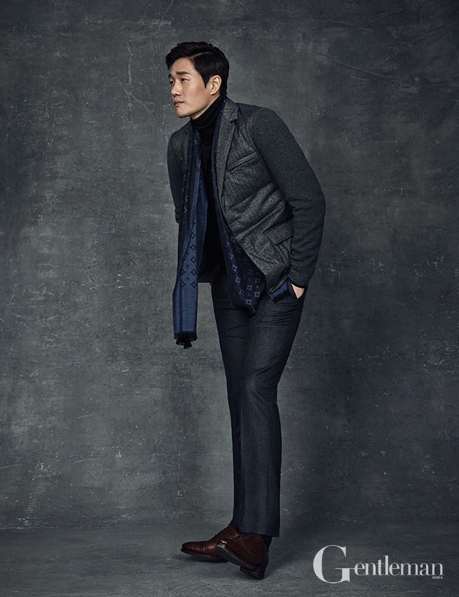 Yoo Ji Tae for Gentleman