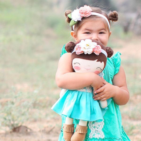 Image of Willow - Dress-up Doll