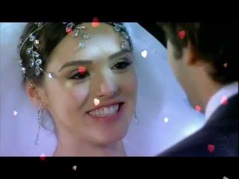 Cida e Elano - Giane e Fabinho - Declaração de amor - My Heart Will Go On - Celine Dion - YouTube
