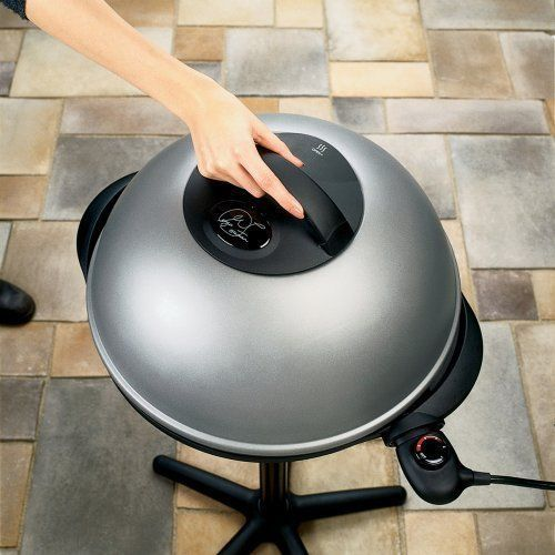 Grill Electric Heat  Cooking Garden Indoor/Outdoor  | Home & Garden, Kitchen, Dining & Bar, Small Kitchen Appliances | eBay!