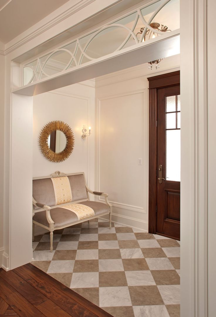 Entry - Traditional - Entryway and Hallway - Images by Hendel Homes | Wayfair