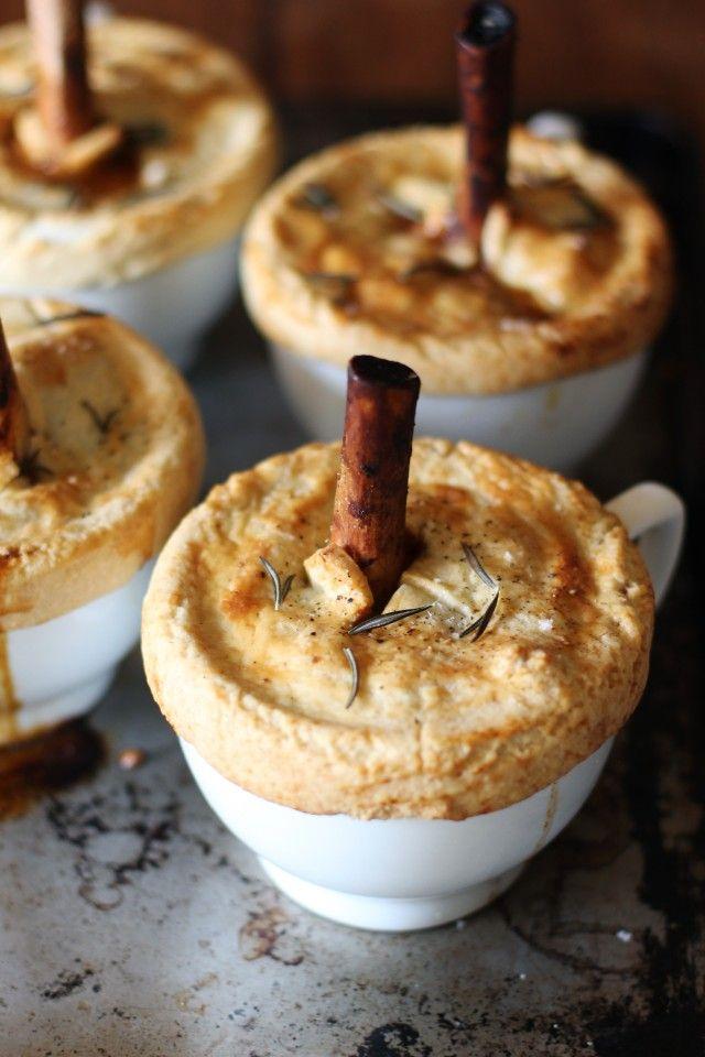 Lamb Shank Pies | HonestlyYUM