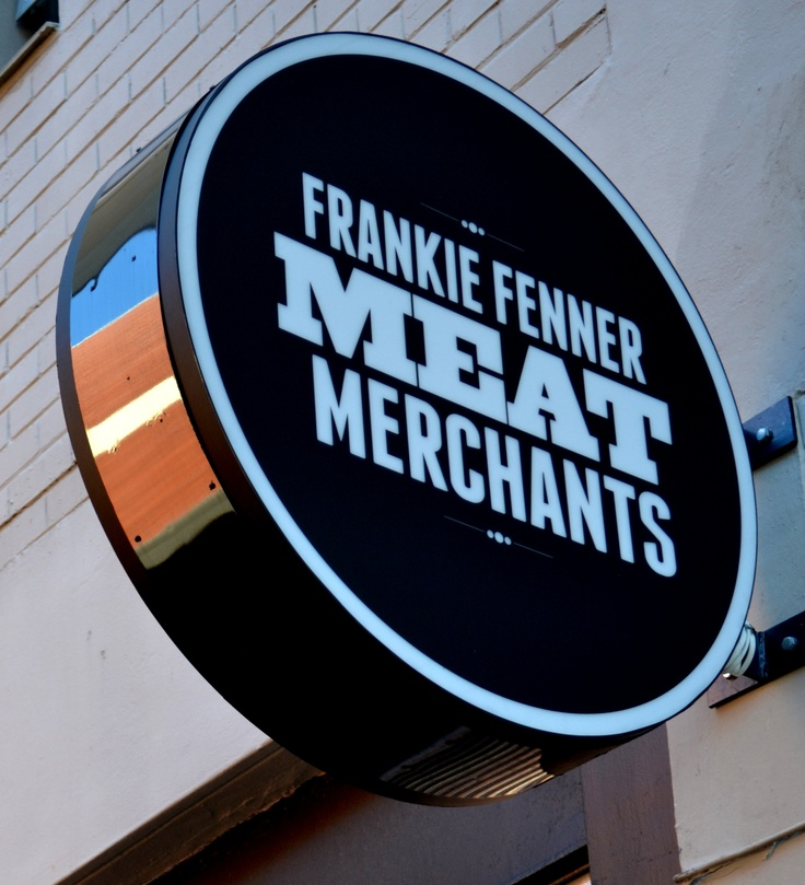 Frankie Fenner just off Kloof