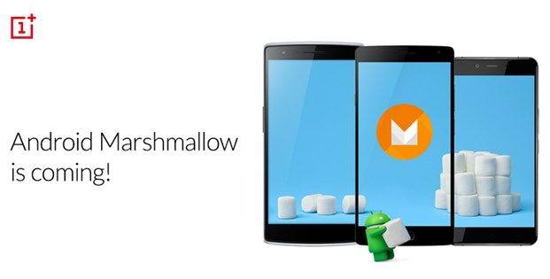 OnePlus One și OnePlus 2 vor primi actualizarea la Android 6.0 Marshmallow în primul trimestru din 2016