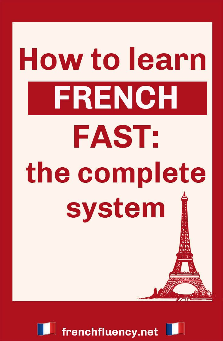 Pin On French Learning