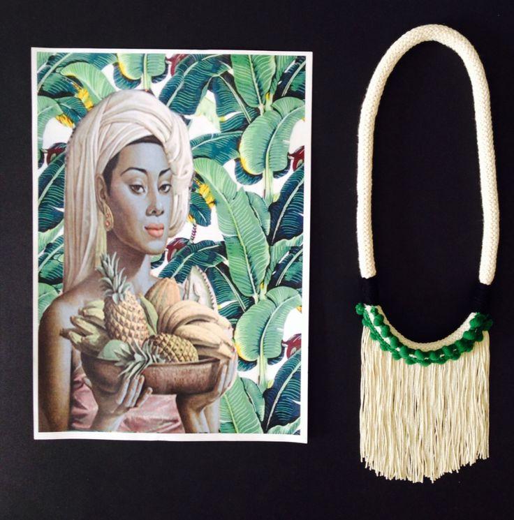 New necklaces by Ranran Design