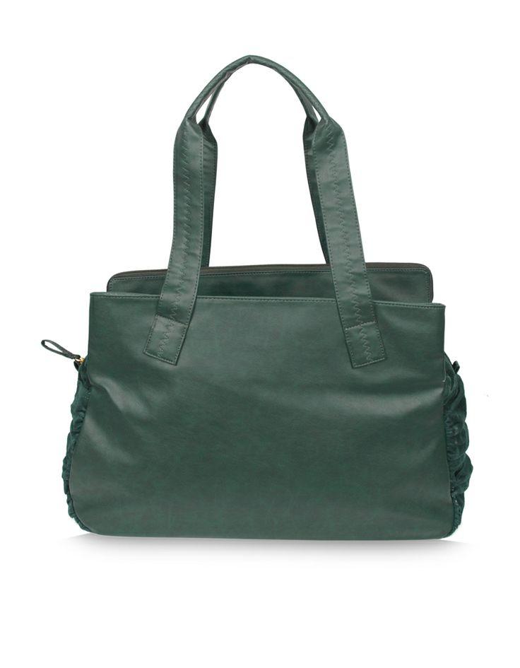 Philanthropist Dum Green   Buy Now : www.baggit.com