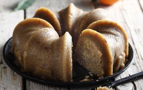 Semolina and Orange cake - Halvah!