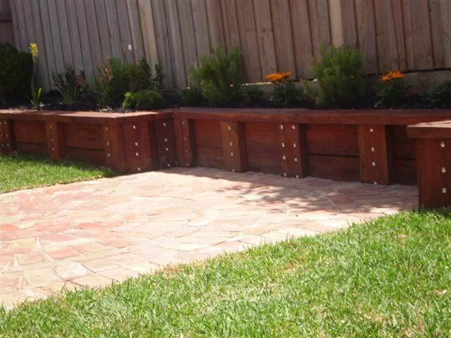 16 best images about garden edging ideas on pinterest for Garden decking gumtree