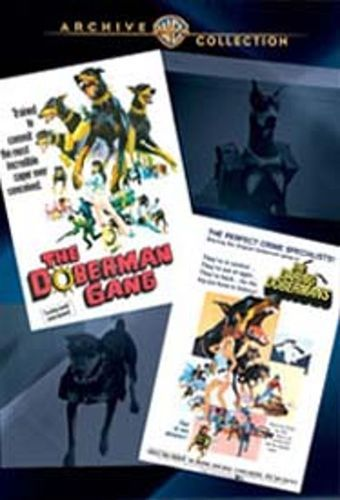 The Doberman Gang/The Daring Dobermans [2 Discs] [DVD]