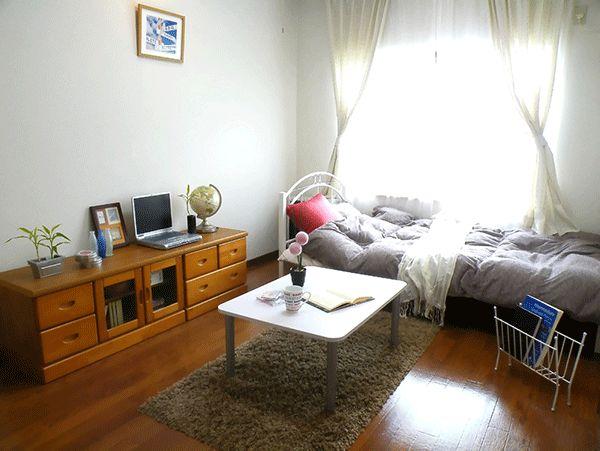 一人暮らしの家具 6畳部屋のレイアウト 配置は 一人暮らしまとめサイト 2021 インテリア インテリア 配置 部屋 レイアウト