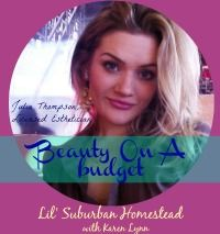 A Reminder to all of us homesteaders and farm guys and gals to be mindful of good skin care, beauty an dmore!  Beauty On A Budget http://radio.thesurvivalmom.com/julia-thompson-beauty-on-a-budget/ #beauty #feminine #homesteading