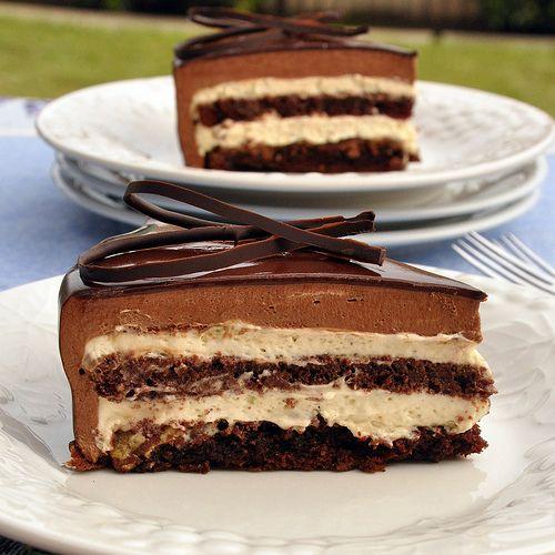 Sicilian Birthday Cake - Torta Setteveli