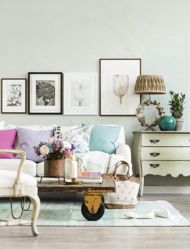 17 mejores ideas sobre estilo de decoraci n provenzal en - Estilo provenzal decoracion ...