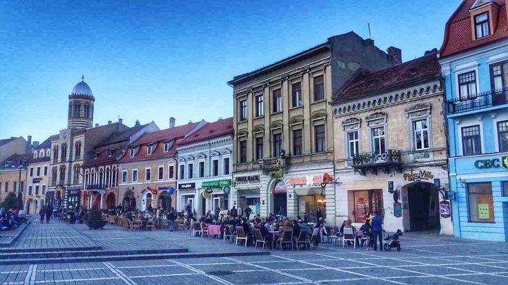 Brasov city! Old town
