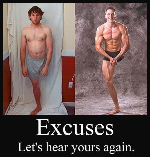Workout Motivational Posters | ... – 16 fitness motivation posters slankemotivasjon15 – Sun & Sin