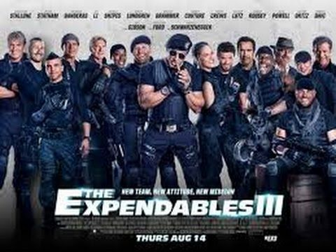 The Expendables 3 - Actionfilmer hd 2015