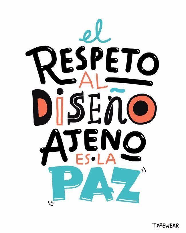 Respeta a los demás para que te respeten a ti mismo. . #mediapimienta #respeto #paz #amor #humildad #valores #respect