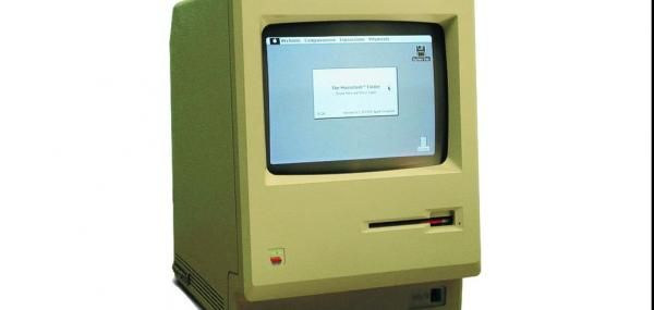 By United Press International On Jan. 24, 1984, Apple's Macintosh computer went on sale. Price tag: $2,495.