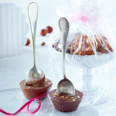 Viac ako 25 najlepších nápadov na Pintereste na tému Schokolade - selbstgemachte mitbringsel aus der küche