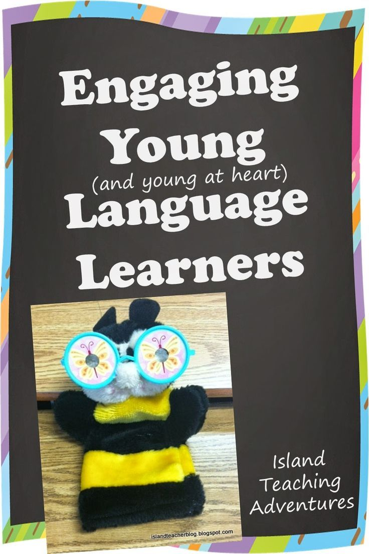 Engaging young language learners