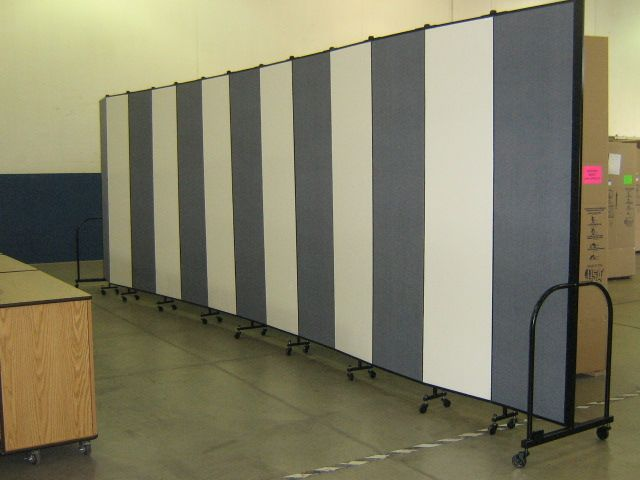 Find This Pin And More On Creating Or Dividing Space Using Room Dividers Screenflex Portable Partitions