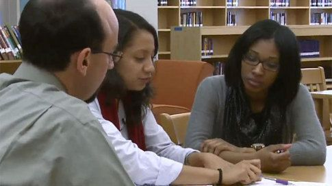 Check out this classroom video on Teaching Channel on how to be a good mentor or mentee.