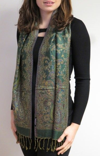 Stylish pashmina shawl collection for ladies
