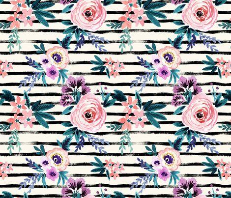 15 best Streifen   Designs & Inspirationen für Stoffe, Tapete und ...
