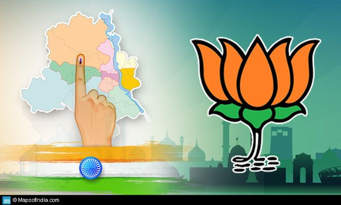 Delhi Assembly Polls – Toughest Test For BJP, Intricate Politics At Play
