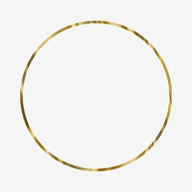 Circulo Dourado Clipart De Ouro Circulo Circulo Imagem Png E Psd Para Download Gratuito In 2021 Gold Circle Frames Frame Logo Circle Frames