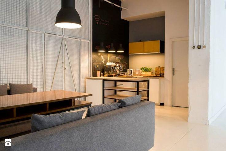 Kuchnia styl Industrialny - zdjęcie od BLOKprojekt - Kuchnia - Styl Industrialny - BLOKprojekt