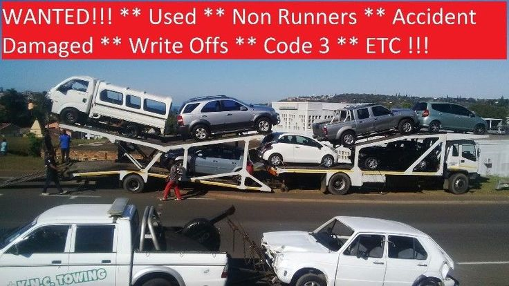WANTED!!! WANTED !!! WANTED!!!Cars / Bakkies / Trucks / Kombi / 4x4 / Venture / Condor / ETC...We come to you anywhere in Gauteng and buy your VehicleWe pay on the spot, No HasslesOur Deals are Quick , Easy and safeWe Buy The Following :UsedAccident DamagedNon RunnersWater / Storm or Hail DamagedCode 2/3/4 - Rebuilds/Built upsElectrical FaultsNon StartersGear Box faultyAs long as the car is legal and papers available , I will buySimply WhatsApp pictures and asking price to CASH4CARS083 570…
